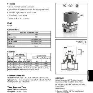 Asco solenoid Valve Wiring Diagram - Gas solenoid Valve Wiring Diagram 2b