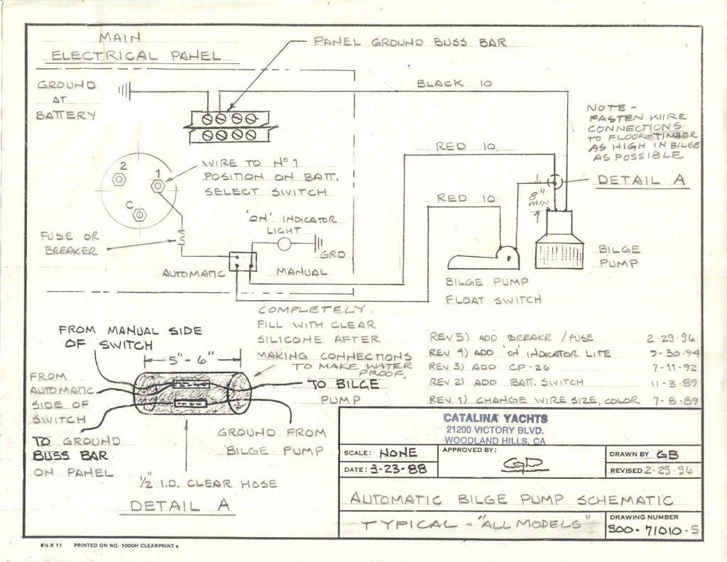 Attwood Guardian 500 Bilge Pump Wiring Diagram