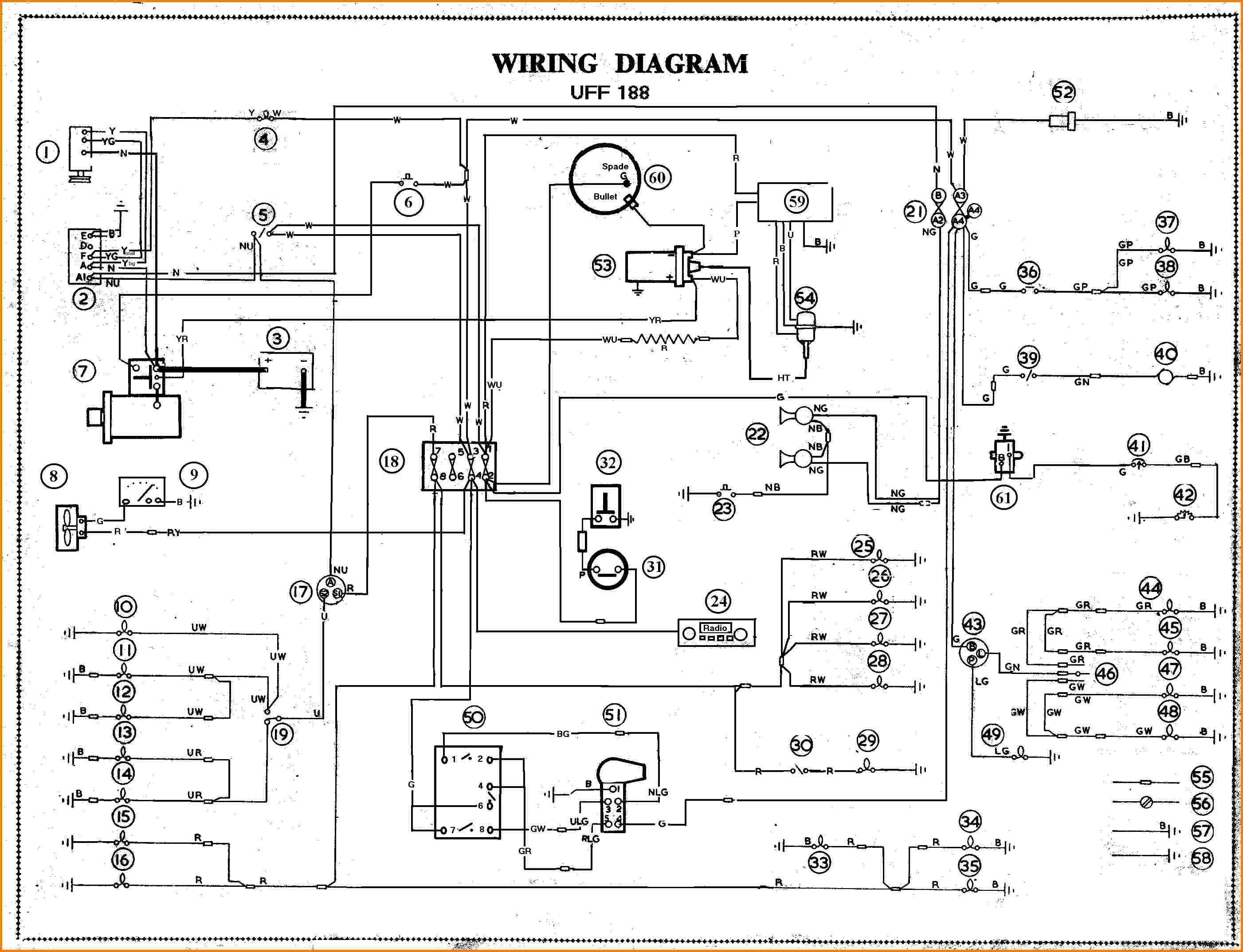 auto electrical wiring diagram software