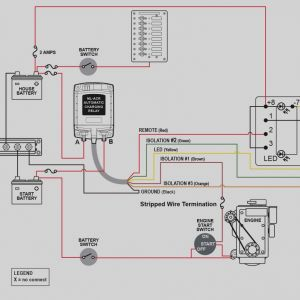 Automatic Charging Relay Wiring Diagram - Automatic Charging Relay Wiring Diagram Collection Collection Blue Sea Wiring Diagram Ml Acr Automatic Charging 14d