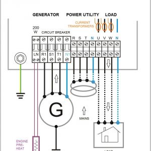 Automatic Transfer Switch Wiring Diagram Free - Generator Automatic Transfer Switch Wiring Diagram Generac with Generator Transfer Switch Wiring Diagram Inspirational asco 3h