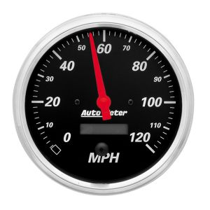 "Autometer Gps Speedometer Wiring Diagram - 5"" Speedometer 0 120 Mph Electric Designer Black Gauges Ultra Lite Autometer Wideband Wiring Diagram 9e"