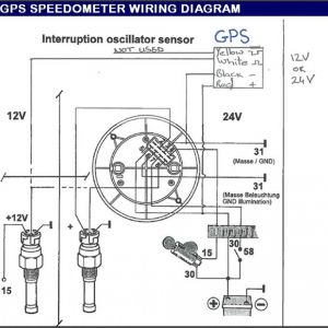 Autometer Gps Speedometer Wiring Diagram - Automotive Wiring Diagram S How to Install An Auto Meter Tearing 8 12r