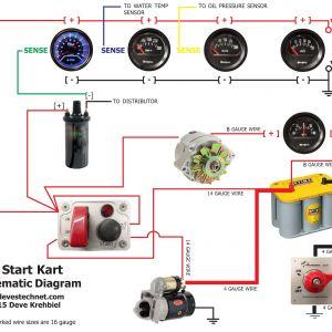Autometer Oil Pressure Gauge Wiring Diagram - Wiring Diagrams for Vdo Gauges Inspirationa Autometer Pyrometer 14m
