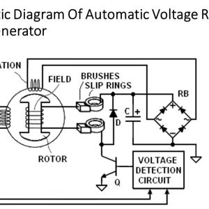 Automotive Voltage Regulator Wiring Diagram - Automotive Voltage Regulator Wiring Diagram Collection Tracing Of Panel Wiring Diagram Of An Alternator Parts 8c