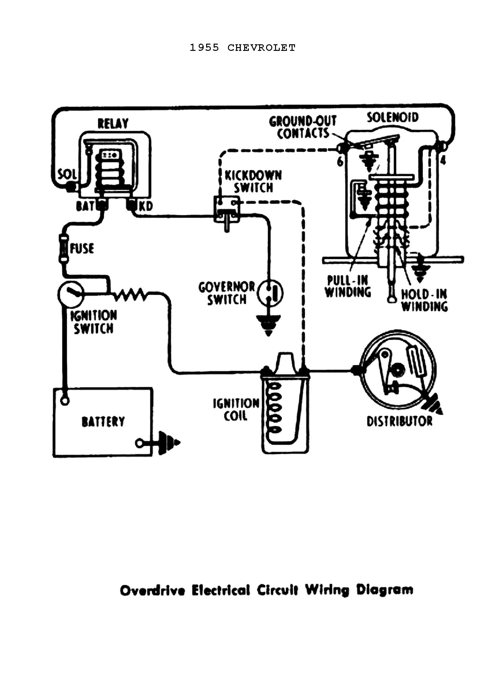 automotive voltage regulator wiring diagram Collection-chevy wiring diagrams rh chevy oldcarmanualproject Ford Alternator Wiring Diagram Delco Remy Voltage Regulator Wiring 2-k