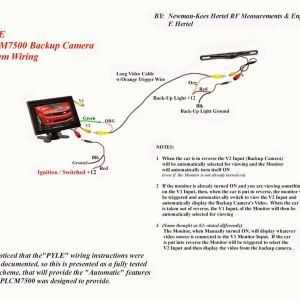 backup camera wiring schematic | free wiring diagram backup camera diagram wireless backup camera wiring up #11