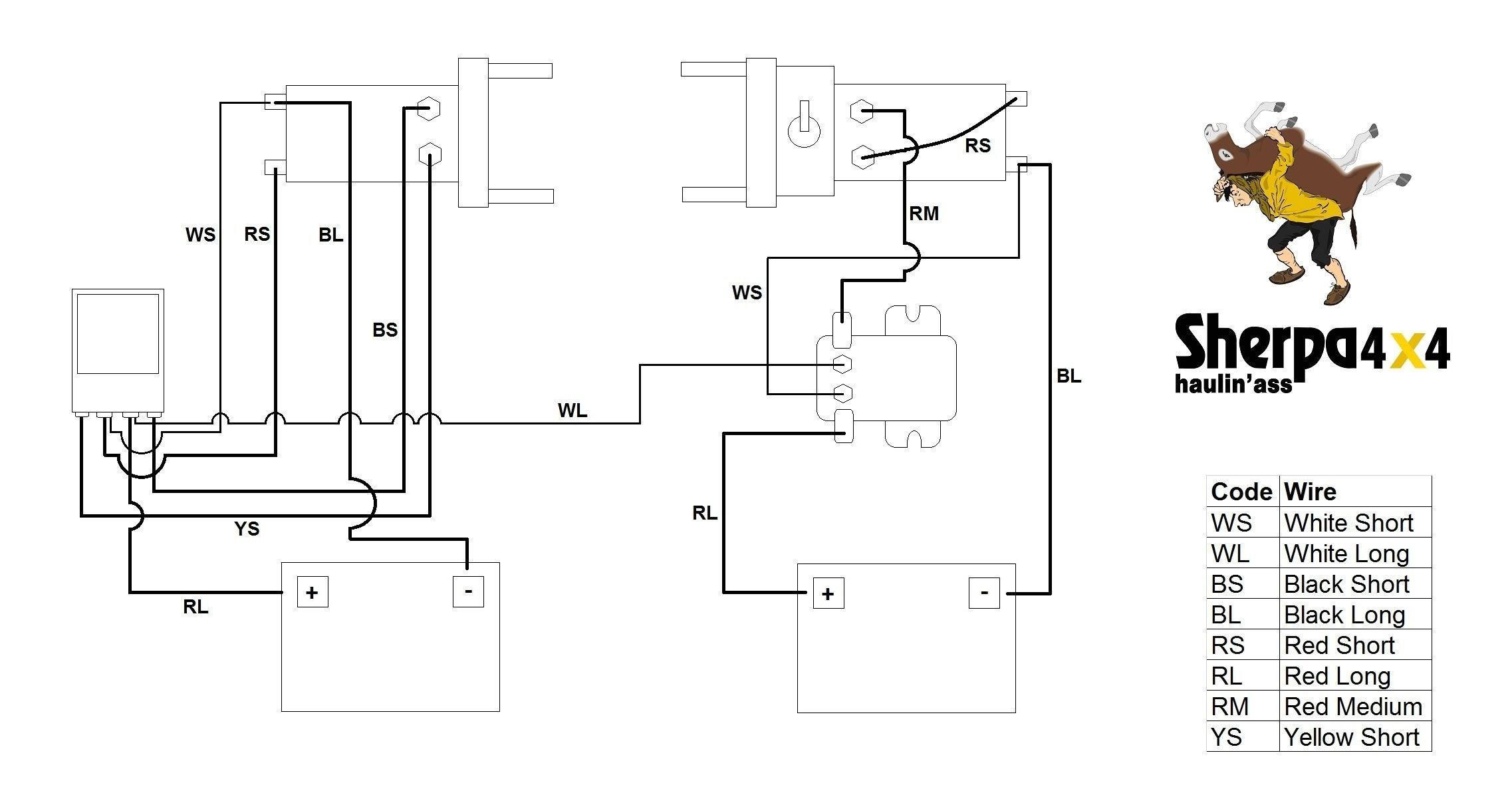 Badland Winch Wiring Diagram