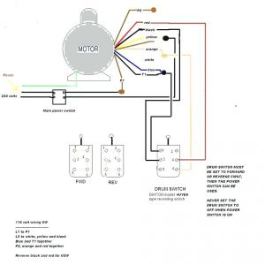 Baldor Industrial Motor Wiring Diagram - Amazing Baldor Electric Motor Wiring Diagram Motors 10 3 2t
