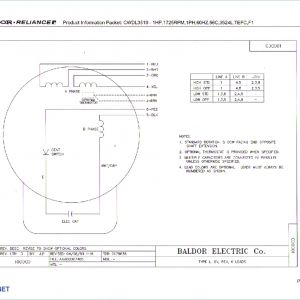 Baldor Motor Capacitor Wiring Diagram - Awesome Baldor Motor Wiring Diagrams Single Phase Diagram Incredible Baldor Motor Capacitor Wiring Diagram Info 3t