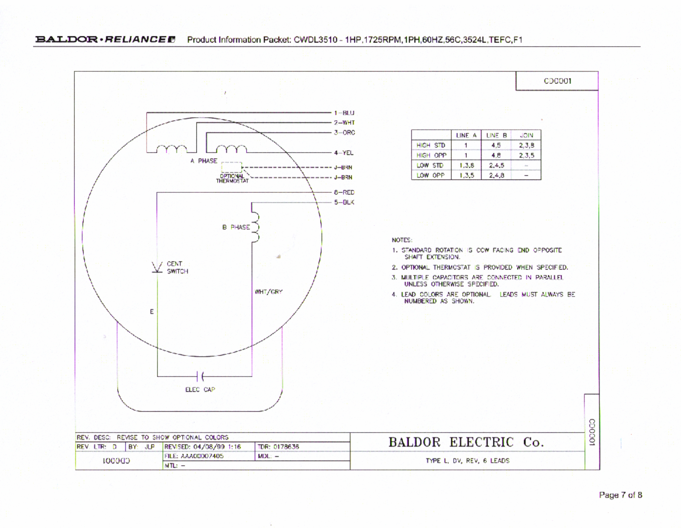 Baldor Motor Wiring Diagram - Wiring Diagram Can on hard start capacitor wiring diagram, baldor grinder wiring-diagram, 5 wire capacitor wiring diagram, motor run capacitor wiring diagram, ceiling fan capacitor wiring diagram, car audio capacitor wiring diagram, baldor wiring-diagram 56c 115 230, vfd control diagram, baldor elect diagram, a.o. smith capacitor wiring diagram, weg capacitor wiring diagram, ge electric motor diagram, baldor capacitor cover, baldor motor diagram, marathon capacitor wiring diagram, ac motor capacitor wiring diagram, baldor connection diagram,