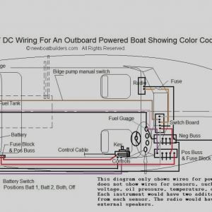 Bass Tracker Wiring Schematic - Elegant 1989 Bass Tracker Pro 17 Wiring Diagram Boat Building Standards Basic Electricity Your 3a