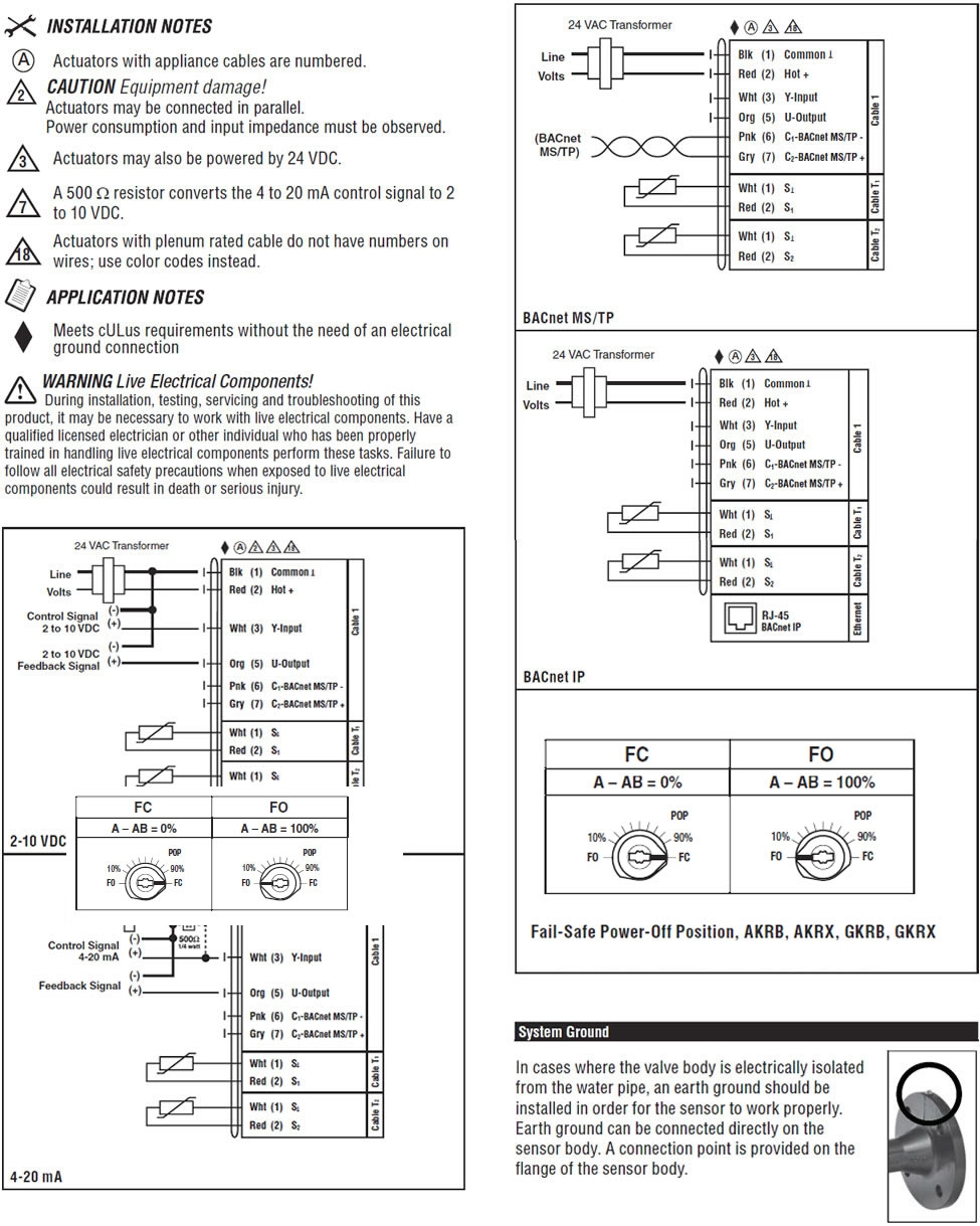 belimo lrb24 3 wiring diagram Collection-WIRING DIAGRAMS 15-g