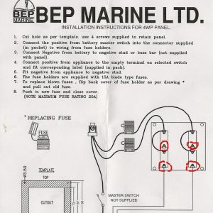 Bep Marine Battery Switch Wiring Diagram - Bep Marine Battery Switch Wiring Diagram Bjzhjy Net Rh Bjzhjy Net Boat Switch Panel Wiring Diagram 9j