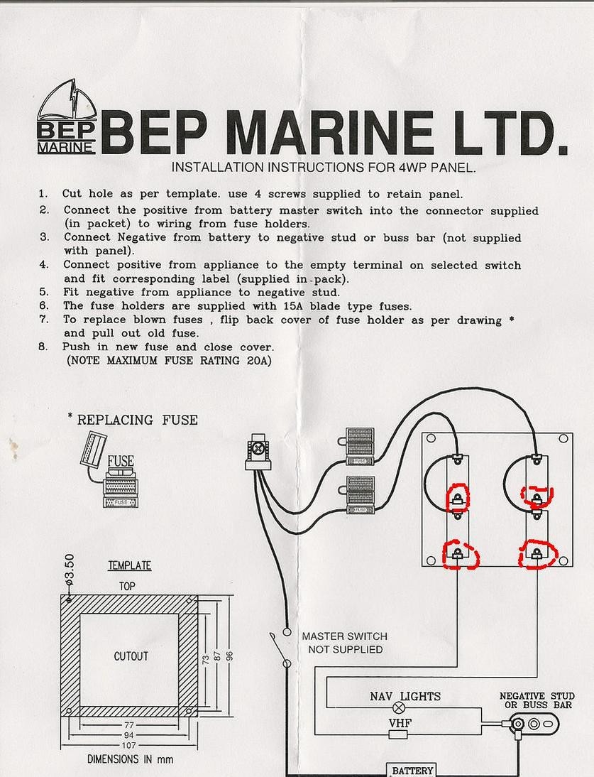 bep marine battery switch wiring diagram Download-bep marine battery switch wiring diagram bjzhjy net rh bjzhjy net Boat Switch Panel Wiring Diagram 11-c