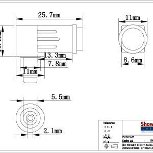 Black Magic Fan Wiring Diagram - Black Magic Fan Wiring Diagram Download 3 5 Mm Jack Wiring Diagram Fresh 2 5mm 16q