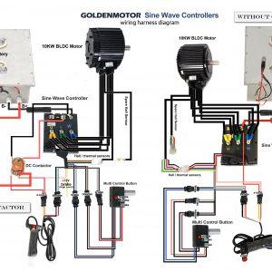 Bldc Motor Controller Wiring Diagram - Golden Motor Wiring Diagram New Brushless Motors Bldc 6i