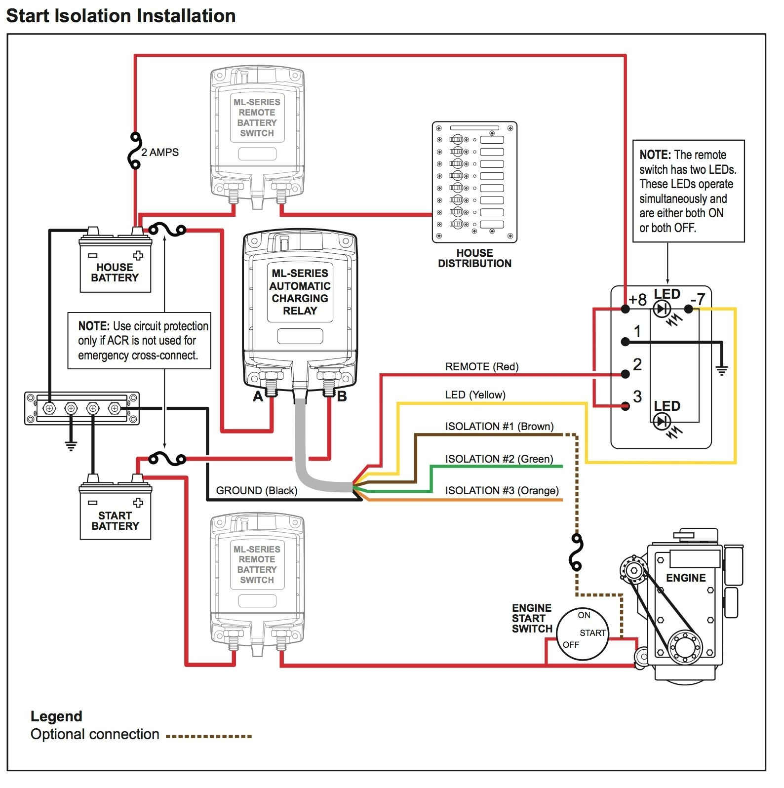 blue sea switch wiring diagram image 3