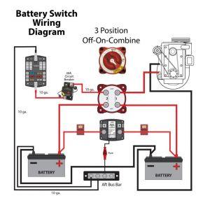 Blue Sea Dual Battery Switch Wiring Diagram - Marine Battery Switch Wiring Diagram Elegant Battery Selector Switch Collection Blue Sea Wiring Diagram Ml 3b
