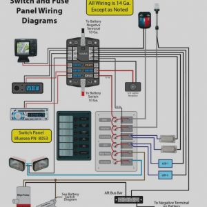 Boat Dock Wiring Diagram - Boat Dock Wiring Diagram New Generic Boat Wiring Diagram Wire 6c