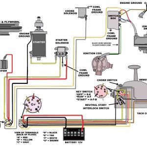 Boat Ignition Switch Wiring Diagram - Mercury Marine Ignition Switch Wiring Diagram Elegant 11r