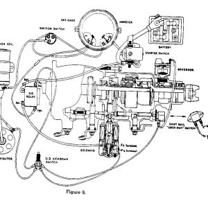 Borg Warner Overdrive Wiring Diagram - Our 13l