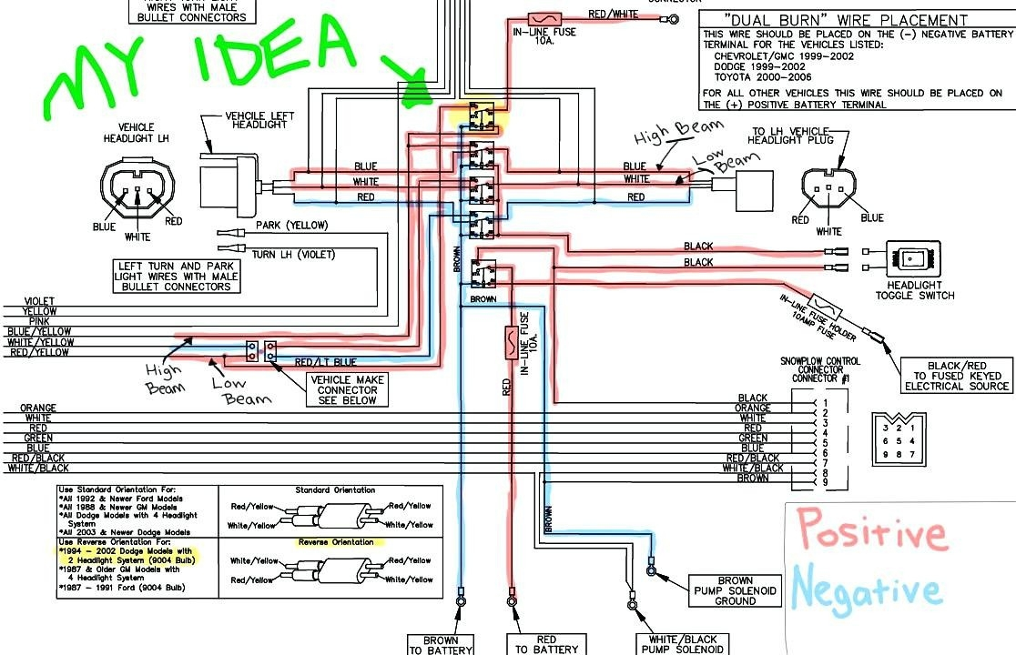 boss v plow wiring diagram Download-Boss V Plow Wiring Diagram Fisher Snow Plow Wiring Diagram Webtor Best Ideas Western 6-b