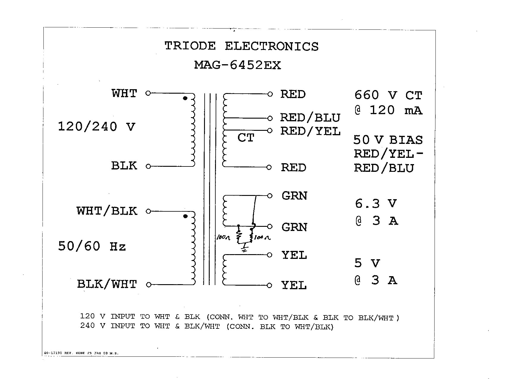 wiring diagram for transformer wiring diagram for control transformer