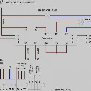 budgit hoist wiring diagram 3 phase - 27 collection of 3 phase power wiring  diagram installation