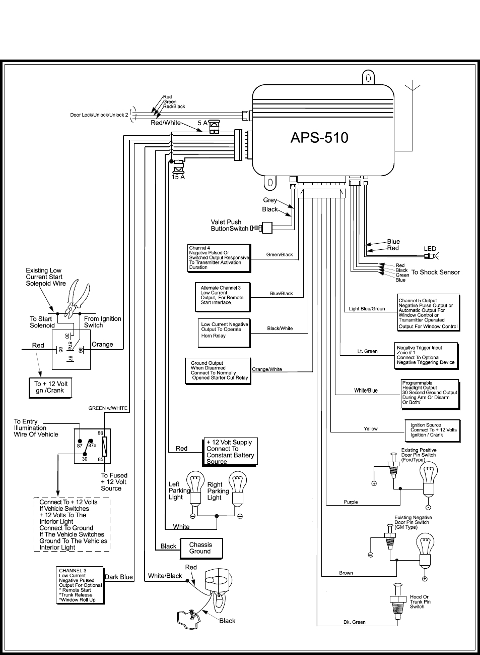 bulldog car alarm wiring diagram Download-bulldog car alarm wiring diagram Collection Car Security Alarm Wiring Diagram ShrutiRadio For mando 11 9-k