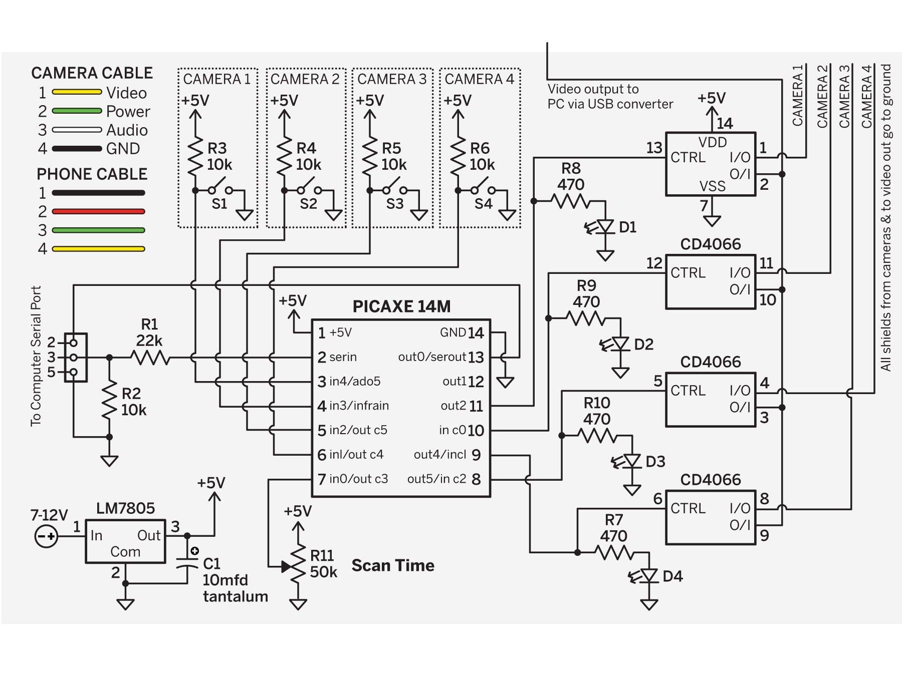 Bunker Hill Security Camera Wiring Diagram   Free Wiring Diagram on orange diagram, burns diagram, buffalo diagram, milton diagram, california diagram,
