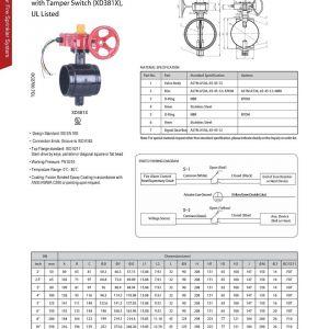 Butterfly Valve Wiring Diagram - butterfly Valve Wiring Diagram Elegant Mech Valves Catalogue Simplebooklet 16j