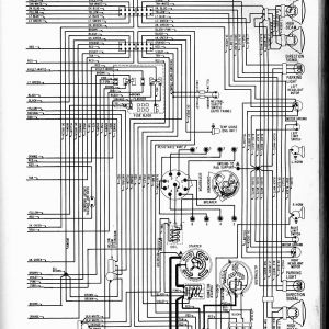 C4 Corvette Wiring Diagram - 1963 Corvette Right 9j