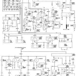 C4 Corvette Wiring Diagram - 84 Corvette Wiring Diagram Wire Center • 12o