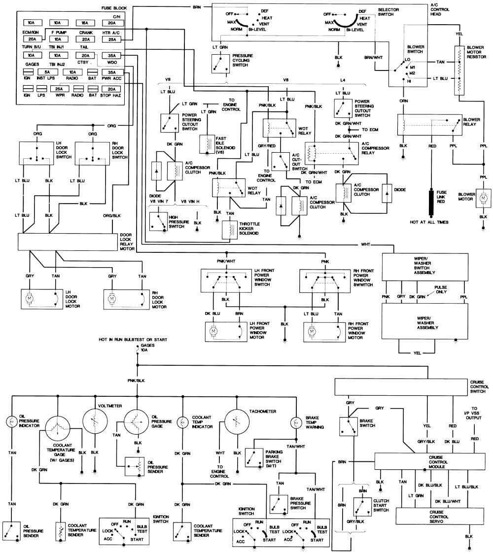 c4 fuse diagram online wiring diagram