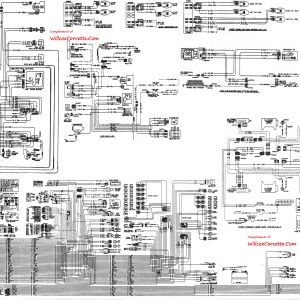 C4 Corvette Wiring Diagram - C4 Corvette Parts Diagram Luxury 1979 Wire Diagram Projects to Try Pinterest 17l