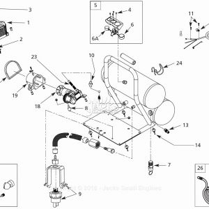 Campbell Hausfeld Air Compressor Wiring Diagram - Campbell Hausfeld Air Pressor Wiring Diagram Download Air Pressor Diagram Lovely Campbell Hausfeld Fp Parts 5m