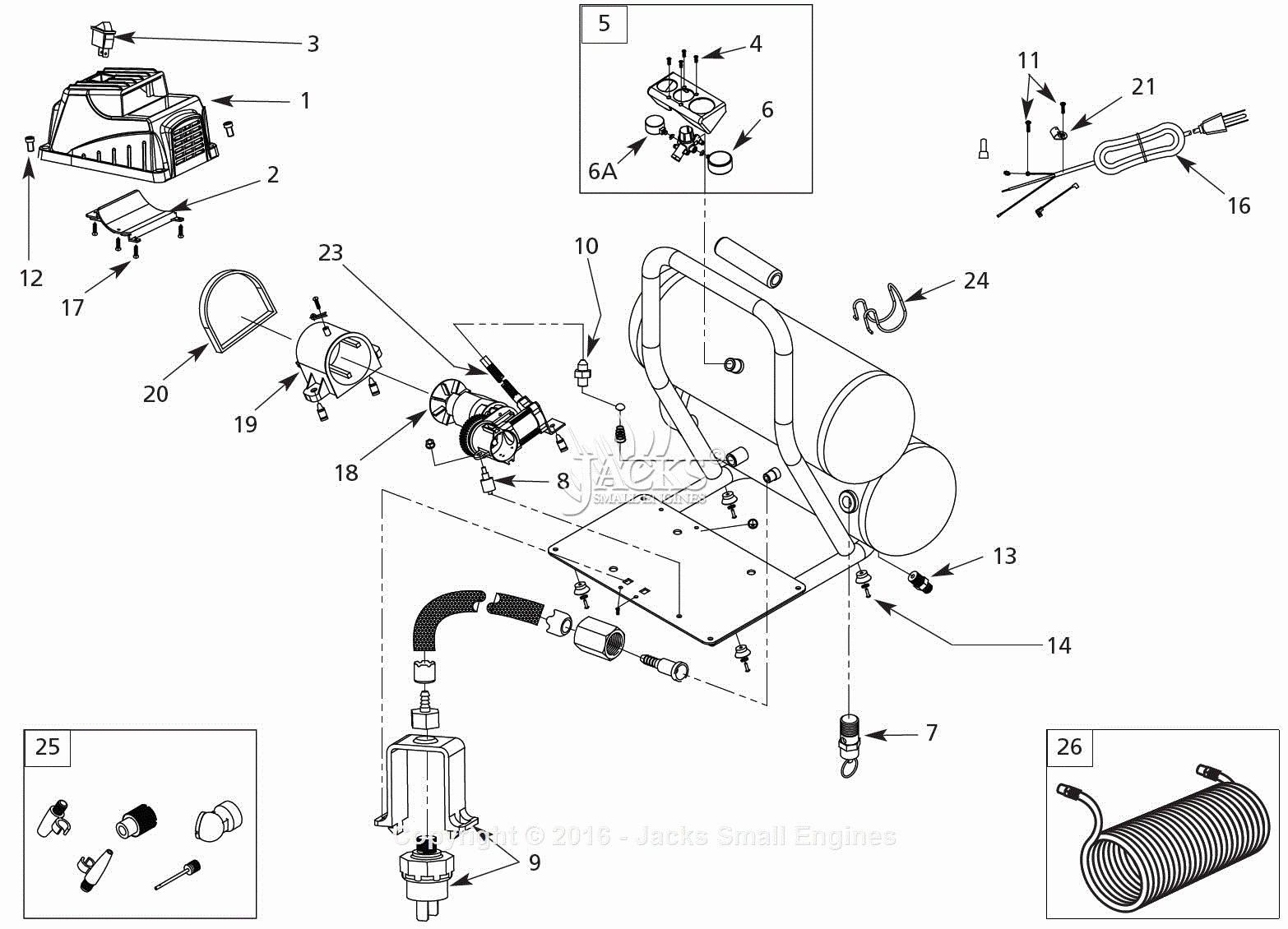 campbell hausfeld air compressor wiring diagram Collection-campbell hausfeld air pressor wiring diagram Download Air pressor Diagram Lovely Campbell Hausfeld Fp Parts 20-s