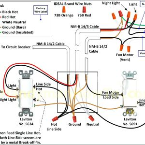 Canarm Fan Speed Control Wiring Diagram - Exhaust Fan Wiring Diagram Unique 3 Speed Ceiling Fan Switch Wiring Diagram Best Hampton Bay Fan 20c