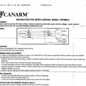 Canarm Fan Speed Control Wiring Diagram - Wiring Diagram Exhaust Fan 2017 Wiring Diagram for Canarm Exhaust Fan Fresh Industrial Exhaust Fan 8k