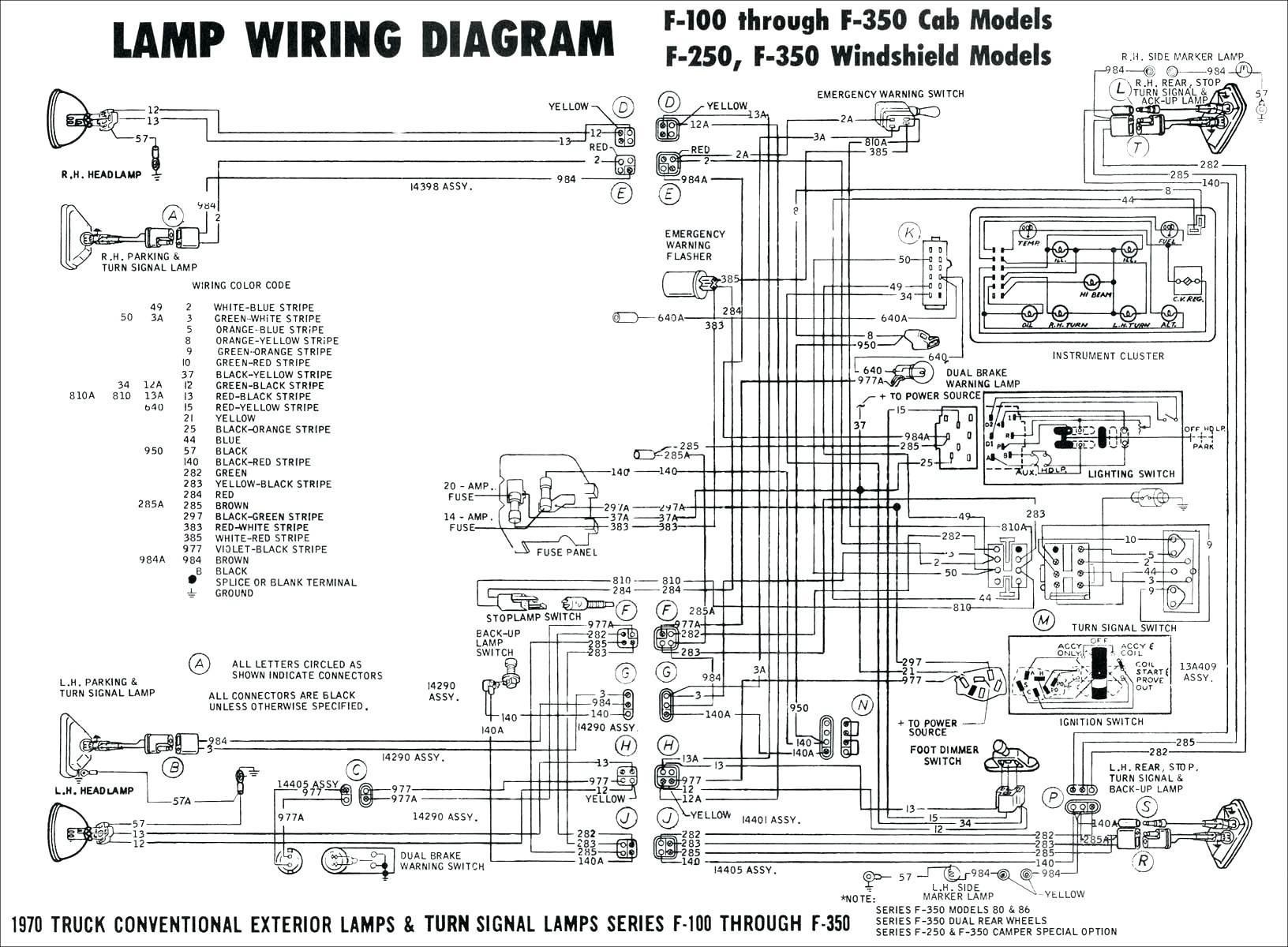 Capacity Yard Truck Wiring Diagram