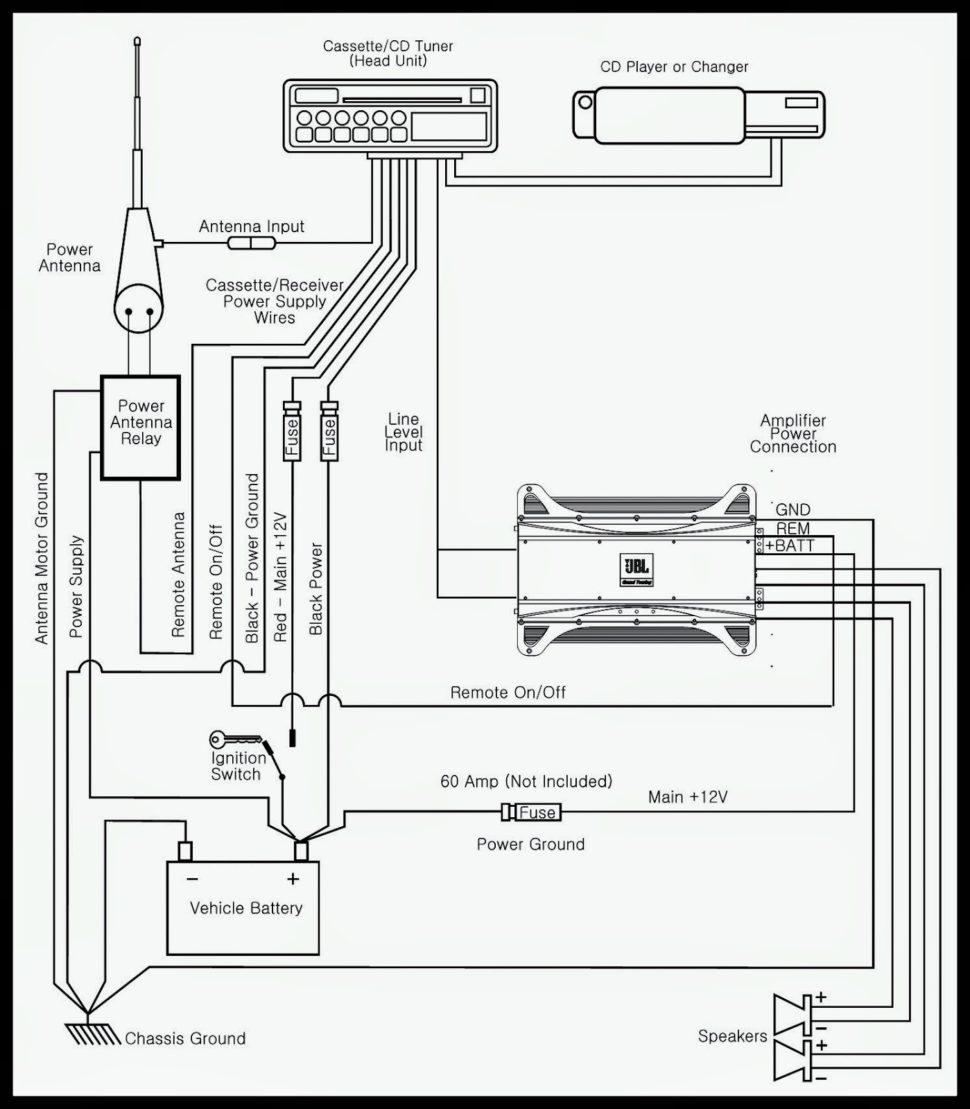 Wiring Wizard Jbl - Wiring Diagrams ROCK