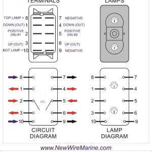 Carling toggle Switch Wiring Diagram - Carling toggle Switch Wiring Diagram Collection On Off Backlit Rocker Switch Blue Led New Wire 2f