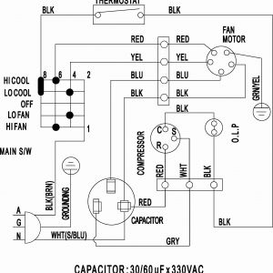 Carrier Air Conditioner Wiring Diagram - Hvac Condenser Wiring Diagram Fresh Wiring Diagram Ac Split Refrence Wiring Diagram Split Ac New Carrier 18n