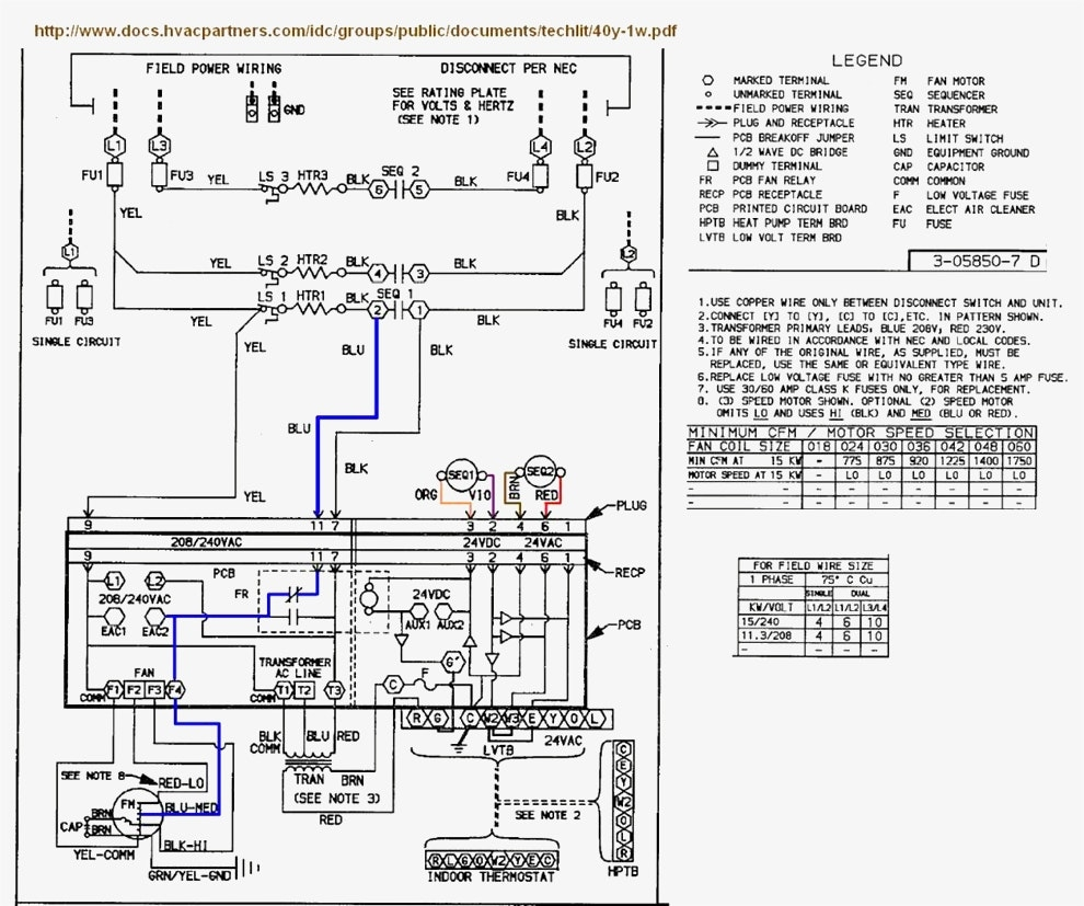 Carrier    Heat       Pump       Wiring       Diagram      Free    Wiring       Diagram