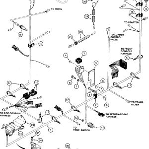 Case 580k Wiring Schematic - Case 860 Backhoe Loader Service Repair Manual Wiring Diagram Rh Galericanna 1979 Case 580c Backhoe Specifications Case 580c Backhoe Specifications 19d