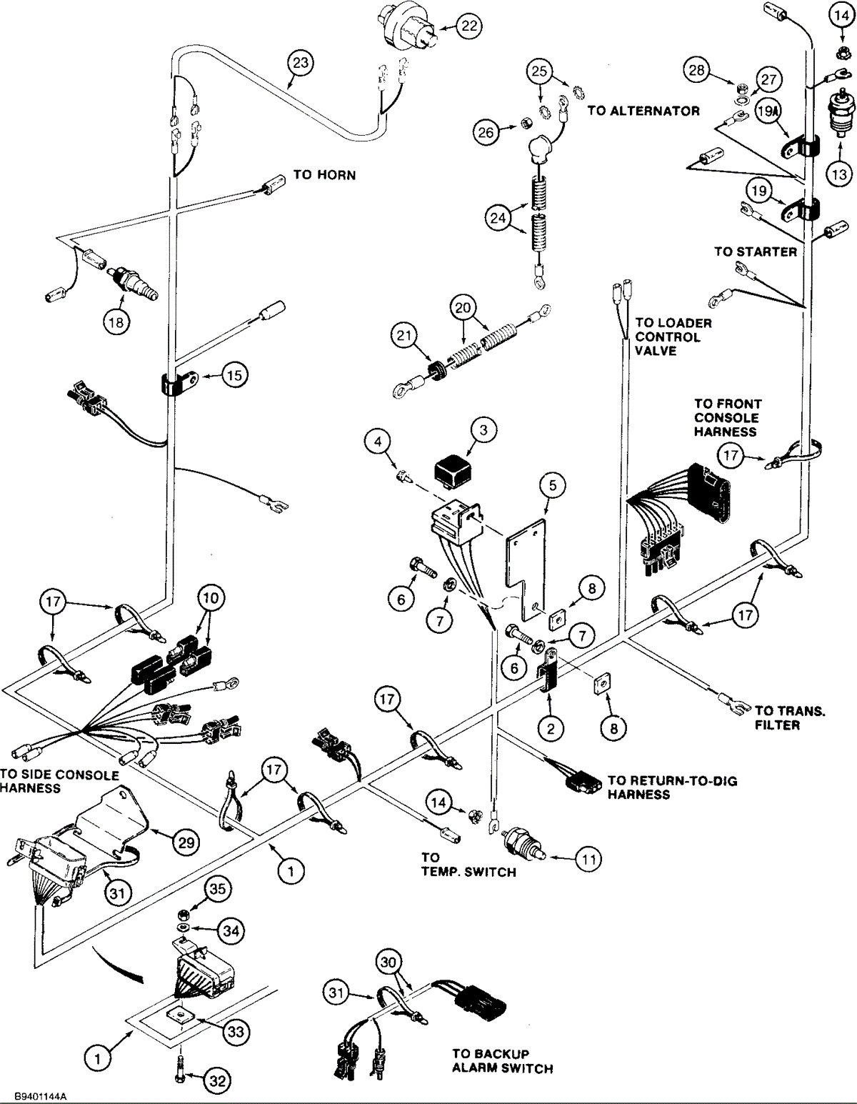 Case 580k Wiring Schematic Free Diagram Besides John Deere Backhoe As Well 860 Loader Service Repair Manual Rh Galericanna