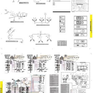 Cat 3406e Wiring Diagram - Cat 3176 Ecm Wiring Diagram Wiring Diagram Further Cat C15 Ecm Wiring Harness Diagram Besides 13k