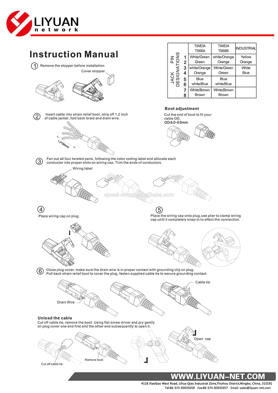 cat 6 wiring diagram Download-Printable Cable Labels Cat 6 Wiring Diagram originalstylophone 3-l