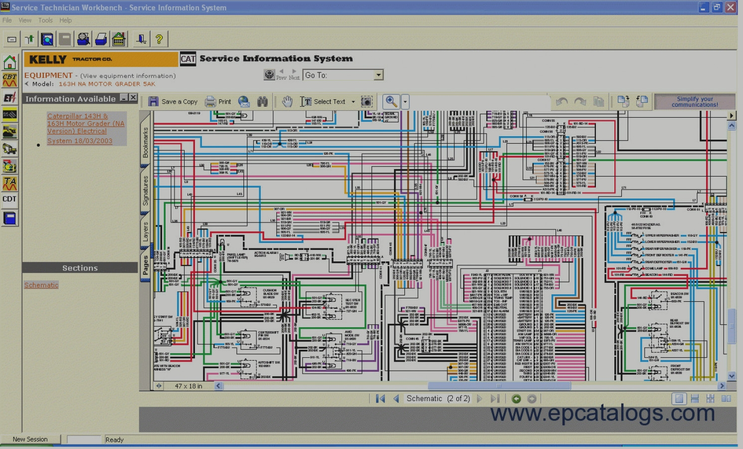 Cat C15 Acert Wiring Diagram
